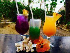 The beautiful vibrant colours that indicates - you're having a great #treasureislandfiji time 😄👏👌🍾