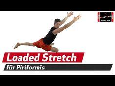 Piriformis dehnen  Loaded Stretching  Hilfreich bei Ischiasschmerzen