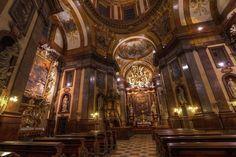 Church of St. Francis of Assisi – Prague, Czech Republic