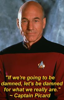 Captain Picard Quote