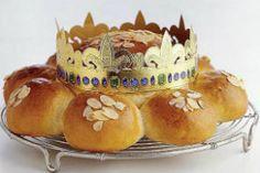 3 kings day cake recipe