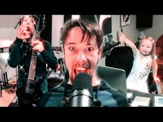 (33) Firework (metal cover by Leo Moracchioli) - YouTube
