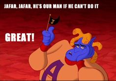 15 Hilarious Quotes from the Genie in Aladdin - Likes
