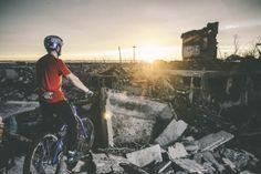 Danny MacAskill u Epecuénu, gradu duhova - Video