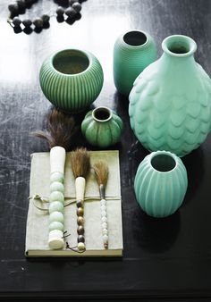 Ceramic Pottery, Candle Holders, Vase, Candles, Ceramics, Small Things, Handmade, Fingers, Theory
