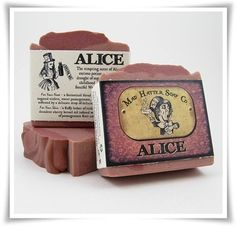 Mad Hatter #soap #packaging to go along wth our Lewis Carroll #tea : ) PD