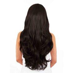 Buy Natural or Off Black Hair Extensions Online From SKR Hair