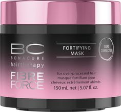 Schwarzkopf Professional BC hairtherapy Fibre Force Fortifying Mask 150ml.