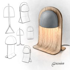Some personal concepts I have sketched and illustrated during this year. Industrial Design Portfolio, Industrial Design Sketch, Portfolio Design, Drawing Furniture, Furniture Design, Cafetiere Design, Architecture Concept Drawings, Interior Sketch, Cool Woodworking Projects