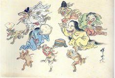 見応えある妖怪大行進だ!江戸時代に絵師がこぞって描いた「百鬼夜行」まとめ – Japaaan 日本の文化と今をつなぐ