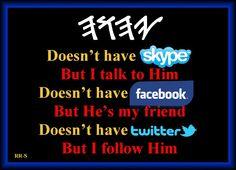 Yup! Follow HIM!