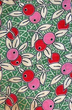 Vintage fabric flowers and twigs 2019 vintage fabric This looks a lot like the fabric of a dress I had as a little girl. Loved that dress. The post Vintage fabric flowers and twigs 2019 appeared first on Fabric Diy. Motifs Textiles, Vintage Textiles, Textile Patterns, Textile Prints, Vintage Prints, Textile Design, Fabric Design, Pattern Design, Textile Art