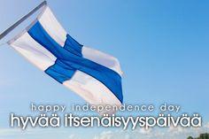 hyvää itsenäisyyspäivää ~ happy independence day Finnish Independence Day, Learn Finnish, Finnish Words, Finnish Language, Language Study, Vocabulary, Fun Facts, Learning, Languages