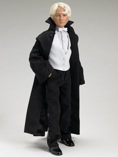 DRACO MALFOY™ at the Yule Ball- Harry Potter series - Tonner Doll Company Harry Potter Miniatures, Harry Potter Dolls, Harry Potter Items, Harry Potter Merchandise, Harry Potter Love, Harry Potter Characters, Draco Malfoy Costume, Yule Ball, Disney