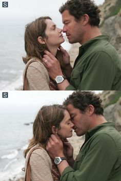 THE AFFAIR – 104 Shown: Dominic West and Ruth Wilson (CR: Showtime)