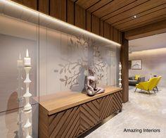 diwali decor home Pooja Room Design, Foyer Design, Ceiling Design, House Design, Lobby Interior, Apartment Interior, Home Interior, Interior Design, Home Entrance Decor