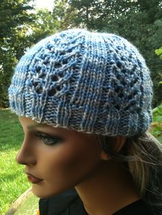 Knitting Pattern  Nantahala Hat by UndergroundStudio on Etsy, $1.50
