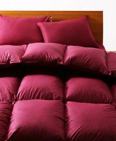 9色から選べる!羽毛布団8点セット:ベッドタイプ シングル ワインレッド クーポンコード:ANYTIME11%OFF