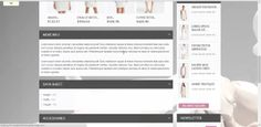 Responsive Wedding Dresses Store PrestaShop Theme 1.5