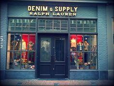 Denim  Supply Store in Amsterdam. Ahem, sorry. I mean Umshterdum