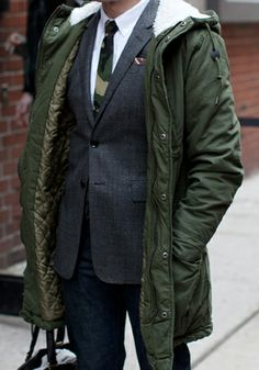 cool tie # men's fashion