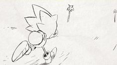 sonic, the hedgehog, drawing, birds, jump, running, run cycle, sketch, game art, game gifs Jump Animation, Animation Storyboard, Animation Reference, Art Reference, Animation Movies, Gifs, Character Art, Character Design, Animation Tutorial
