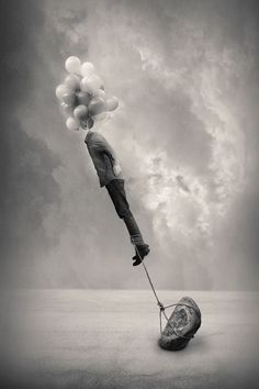 Tommy Ingberg1 Surreal photos in black and white by Tommy Ingberg