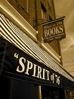 We are excited to announce Spirit of '76 Books, one of Marblehead's flagship stores for over 50 years, has joined Marblehead.Works!   Marblehead in WWI  In addition to offering books written by local authors and books relating to Marblehead, we will we cater to book lovers, especially those who have a special affinity for the ocean.