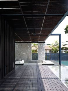 ♥ Queen Astrid Park by Aamer Architects | HomeDSGN, a daily source for inspiration and fresh ideas on interior design and home decoration.