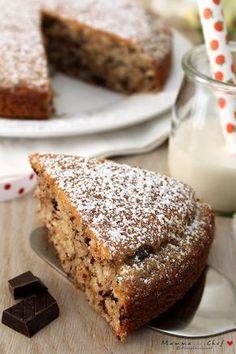 La torta Serena è una torta con cocco e cioccolato, senza burro e uova; soffice, leggera, ideale per la colazione e la merenda di tutti i giorni.