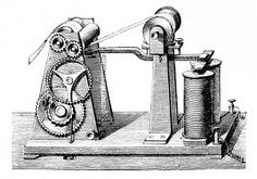 The telegraph was invented by Samuel Morse in 1832. It was a faster way of communication, that used a new way of communication called Morse code.