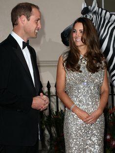 Prince William Photos - Prince William and Kate Middleton at the Tusk Trust Awards — Part 7 - Zimbio