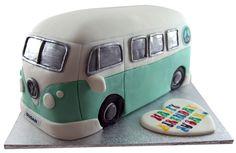 Kombi Cake  Like us on Facebook @ www.facebook.com/Meli.Ann.Designs