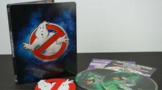 [Live] Ghostbusters 2016 Steelbook Edition (Blu-ray) Saturn/MediaMarkt exklusiv inkl Magnet