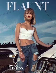 Vannessa Hudgens, Flaunt from September 2014 Magazine Covers