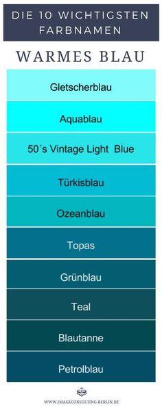 10 Warme Blautöne Sind Gletscherblau Aqua Vintage Light Blue Türkisblau Ozeanblau Herbsttyp Farbenwarme Farbenwandfarbe Petrolwandfarbe