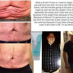 #Nerium #Firm is not just for women! #realresults #sixpack #cellulite Http://BillKiefer.biz