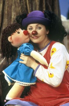 The Big Comfy Couch!!! I was totally in love with this show as a kid. My mom even got me the VHS tapes of the show. LOL