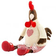 Мягкая игрушка Петушок Патрик, 30 см