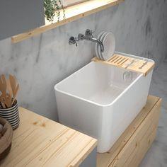 Tribo : Lavandini & Rubinetti di Melissa vilar - per il bagno piccolo?