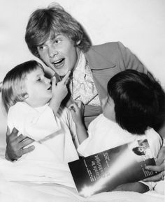 Awww, this is so very much his heart here, even from a young age. John Farnham With Blind Children at Vision Australia School, Burwood, Victoria. Face The Music, The Voice, Australia School, Little River Band, I Love Him, My Love, Gorgeous Men, How To Look Better, Nostalgia
