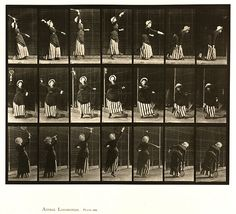 Tennis with Muybridge (1887) | The Public Domain Review - http://commons.wikimedia.org/w/index.php?search=muybridge+tennis=Special%3ASearch