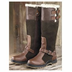 Shires Ladies' Long Rubber Riding Boots | Horse riding wishlist ...