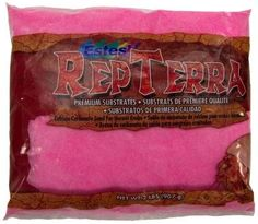 Repterra Sand Pink - 6/2Lb Bags