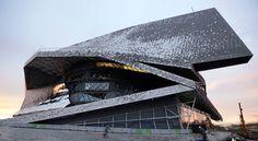 La Philharmonie de Paris - Architecte : Jean Nouvel