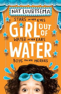#CoverReveal: Girl Out of Water - Nat Luurtsema, UK