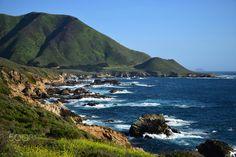 Big Sur - Big Sur, California Big Sur, California, Water, Outdoor, Gripe Water, Outdoors, The California, Outdoor Games, Outdoor Living