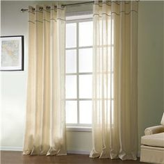 ( One Panel ) Mediterranean Yellow Sollid Pattern Cotton Sheer Curtains-524 - See more at: http://homelava.com/en-one-panel-mediterranean-yellow-sollid-pattern-polyester-cotton-sheer-curtains-524-p23129.htm#sthash.U4OJwV2x.dpuf