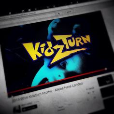 UPDATED kidzturn promo video in the PROMO section of www.kidzturn.com or www.YouTube.com/kidzturn