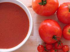 Molho de tomate caseiro - fácil e congelável